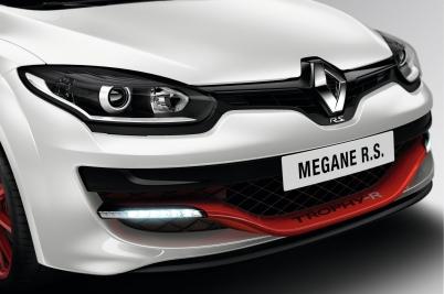 Wyróżnienie dla Renault Megane R.S. 275 Trophy-R