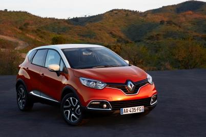 Renault Captur - miejski crossover