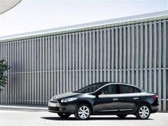 Renault Fluence I phI