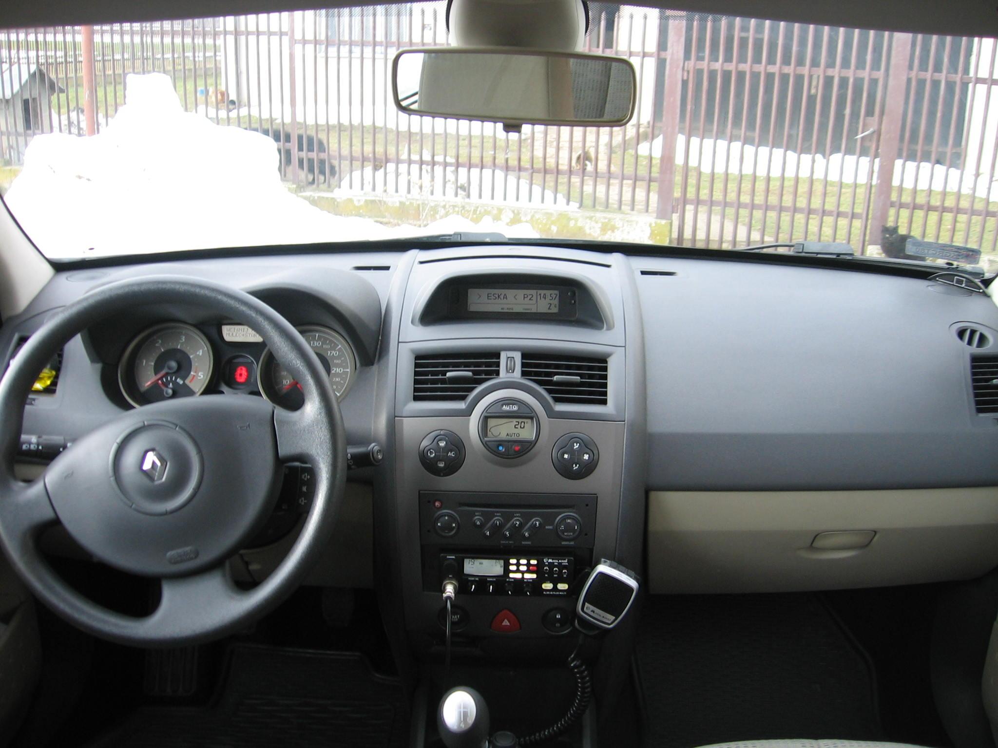 Megane Ii Phii Wyświetlacz Radia Update List Protokół Car Audio