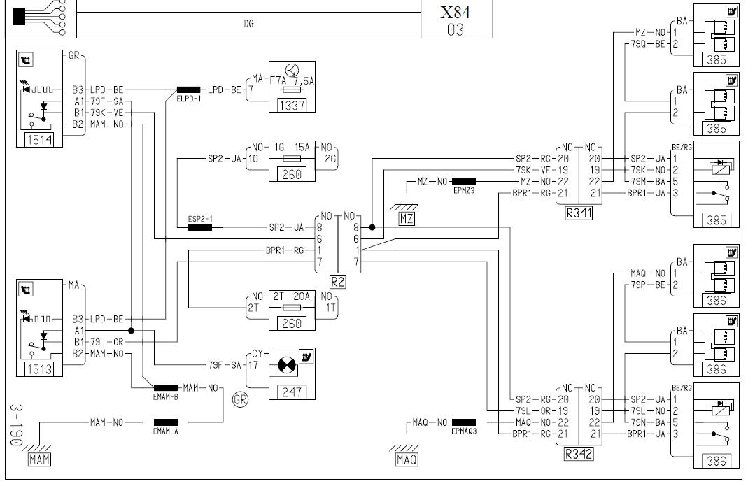 613762 Chrysler Dash Light Symbols moreover Sujet577130 as well 2005 2012 nissan frontier air fuel o2 sensor location together with 3c47t Need Diagram Someone Tell Exactly Cooling together with Pontiac Grand Am 2001 2004 Fuse Box Diagram. on renault grand scenic