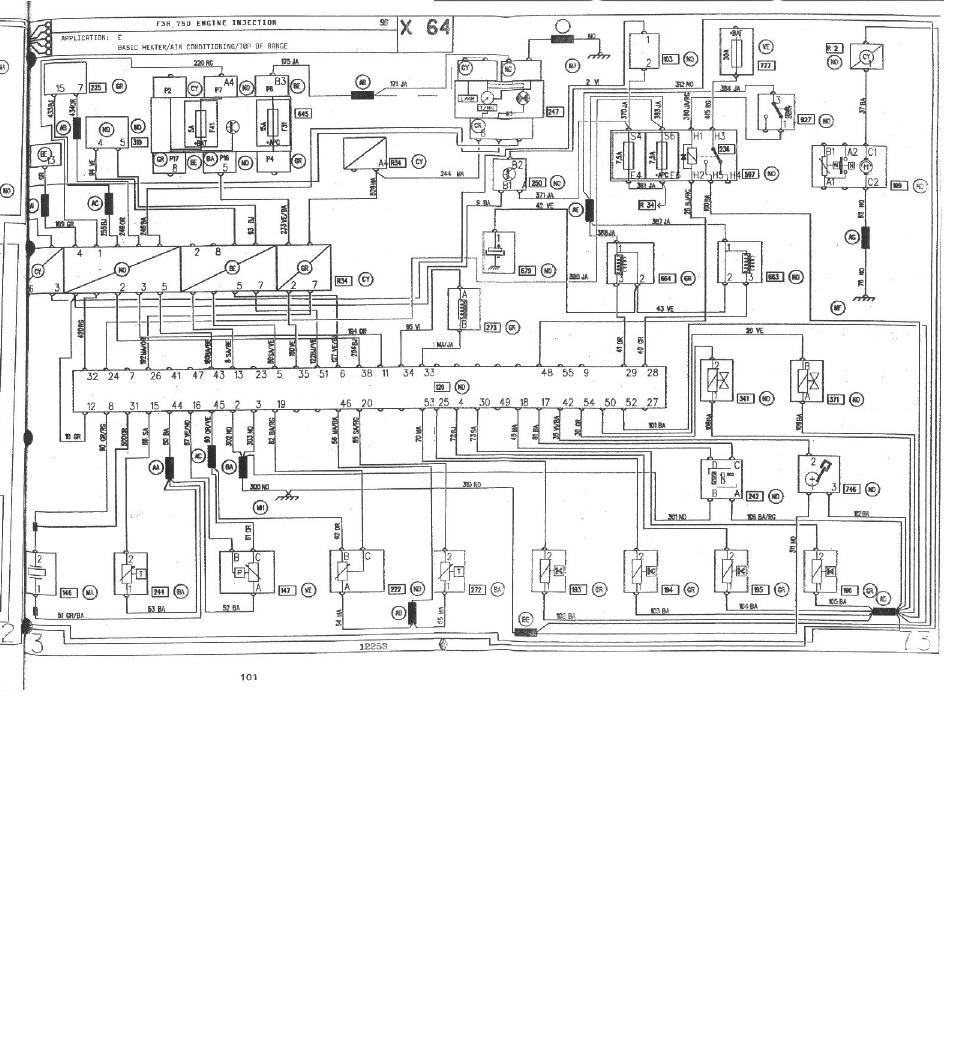 scenic i phi  schemat po u0142 u0105cze u0144 komputera renault scenic i