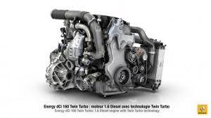 Załączona grafika: Nowy silnik 1.6 dCi 160 - Zdjęcie 1.jpg