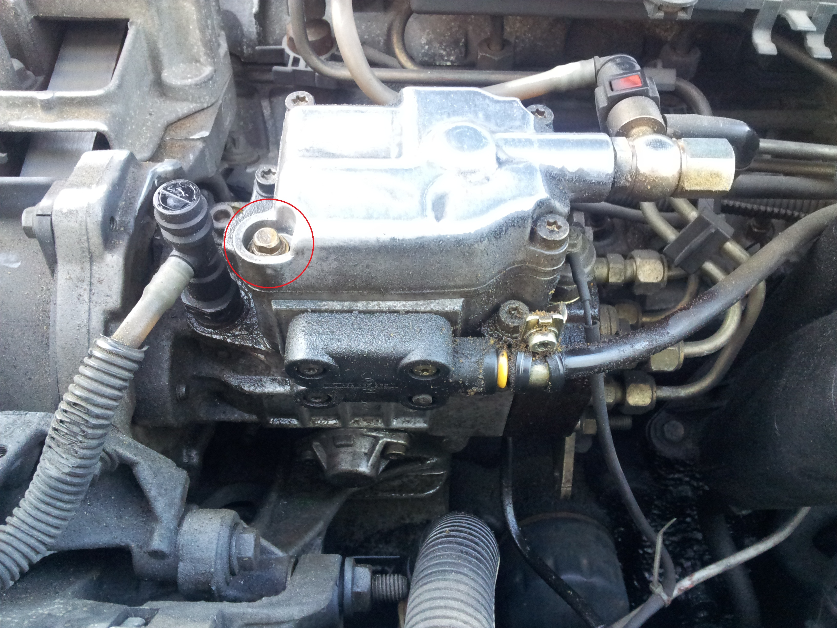 Modne ubrania Megane I phII] Cieknąca pompa paliwa 1.9dTi - 1.9 diesel - FORUM SD34