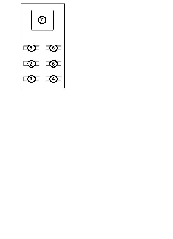 Scenic II phI] kontrolka service i P - Zawieszenie, układ