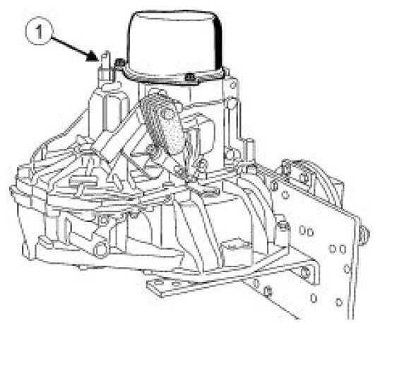Chwalebne Megane II phI] Czujnik świateł cofania w skrzyni biegów - Elektr EP75